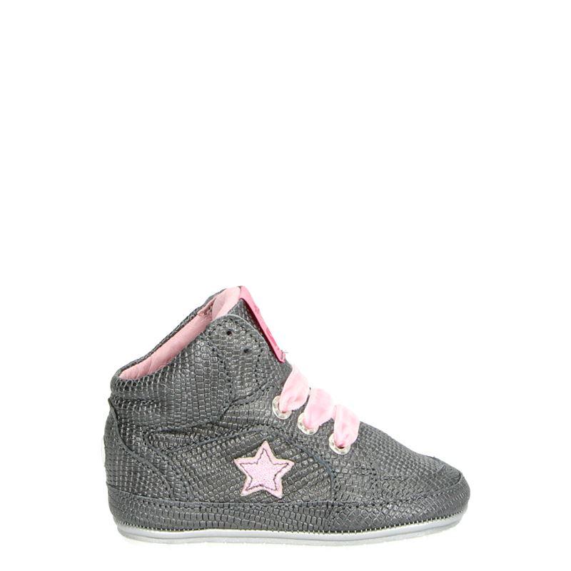 Shoesme - Babyschoenen - Zilver