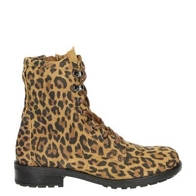 Giga meisjes laarsjes & boots bruin