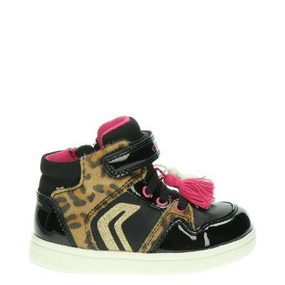 Geox meisjes sneakers zwart