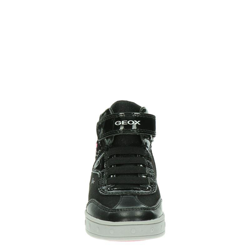 Geox Skylin - Klittenbandschoenen - Zwart