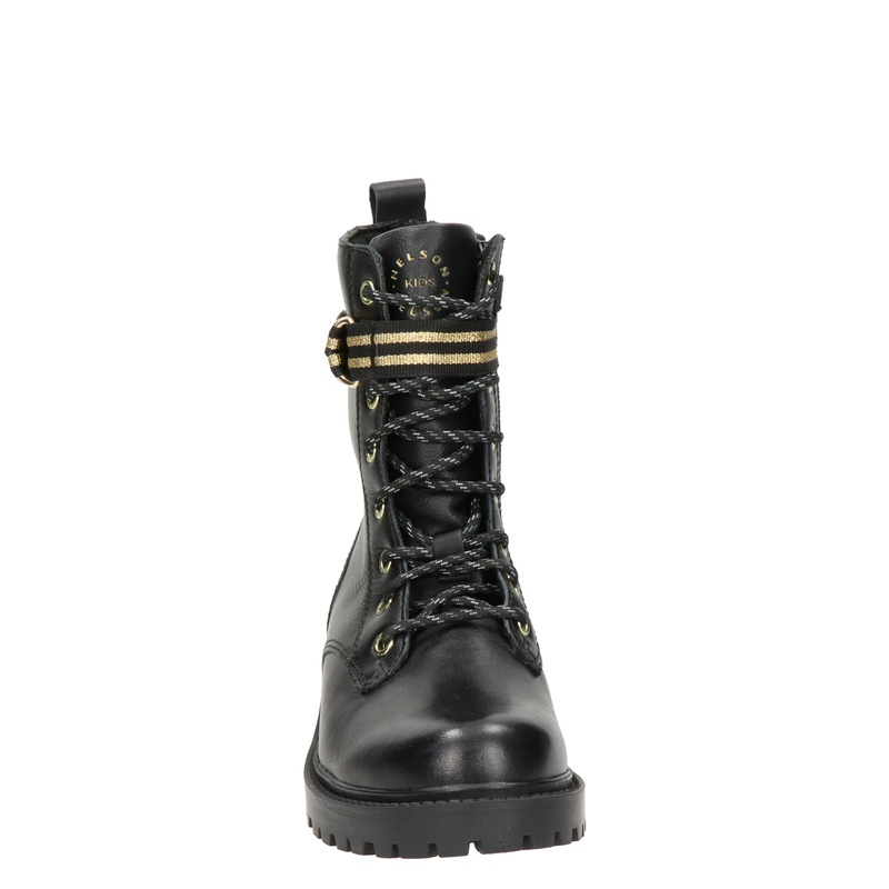Nelson Kids - Rits- & gesloten boots - Zwart