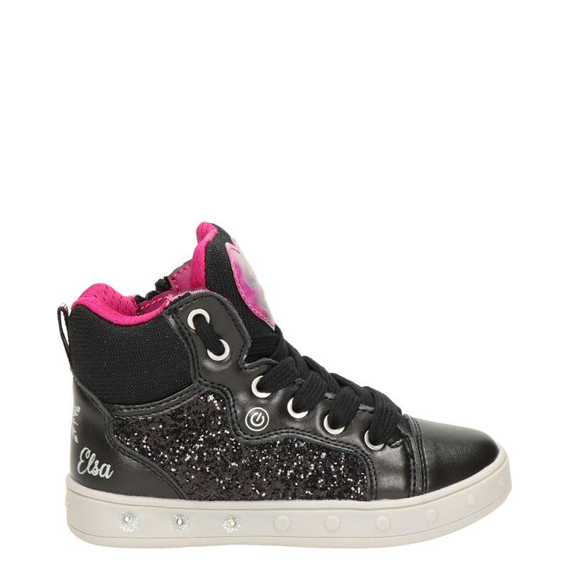 Geox Skylin - Hoge sneakers - Grijs