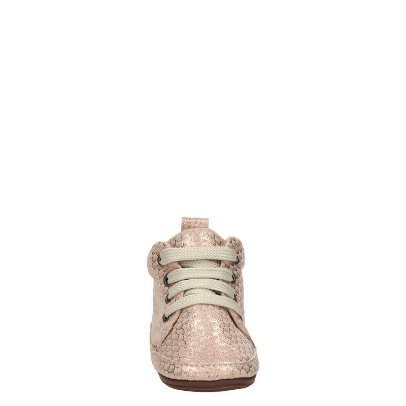 Nelson Kids - Babyschoenen - Rose goud