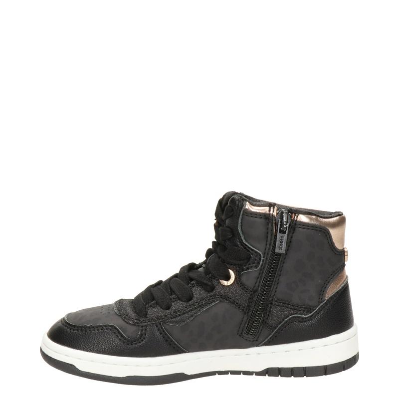 Mexx Ginia - Hoge sneakers - Zwart