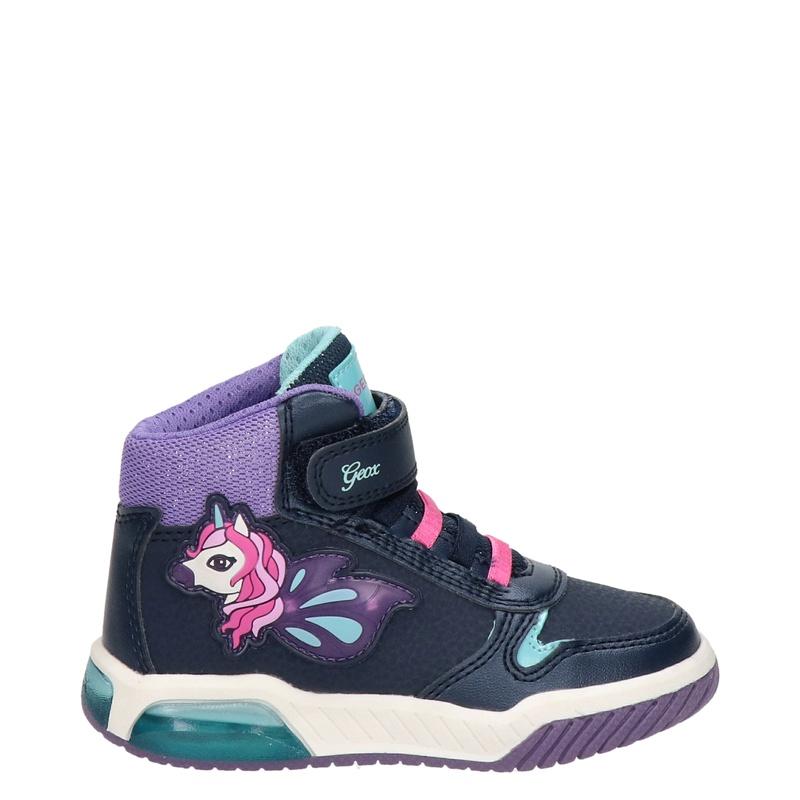 Geox Inek hoge sneakers