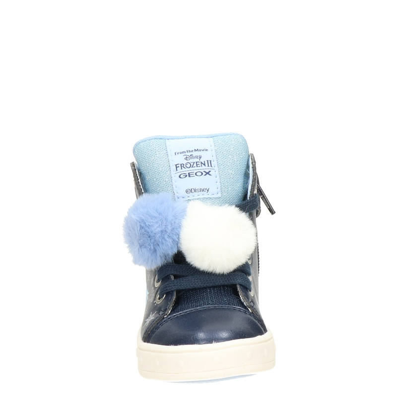 Geox Skylin - Hoge sneakers - Blauw