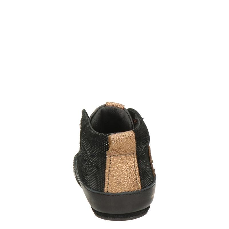 Nelson Kids - Babyschoenen - Zwart