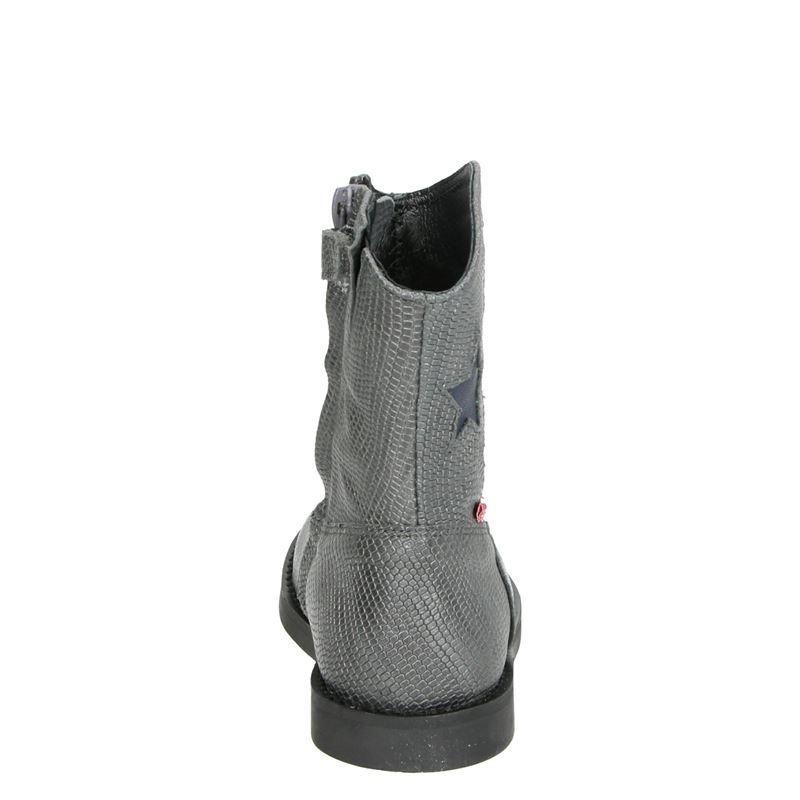 Shoesme - Rits- & gesloten boots - Zilver