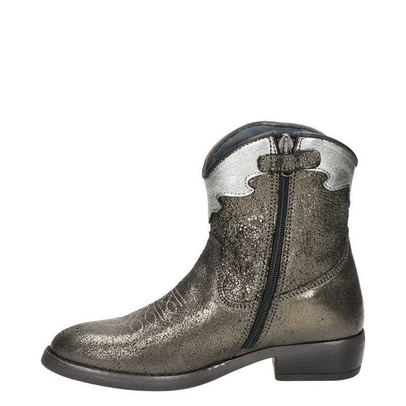 Vingino Vera - Rits- & gesloten boots - Zilver