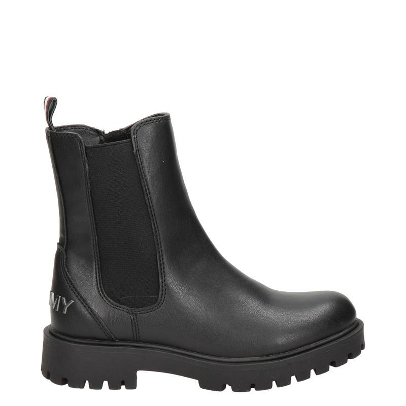 Tommy Hilfiger Rapsody - Rits- & gesloten boots - Zwart