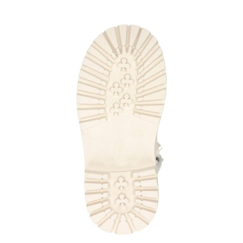 Shoesme - Rits- & gesloten boots - Ecru