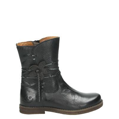 Little David meisjes laarsjes & boots zwart
