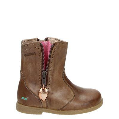 Bunnies meisjes laarsjes & boots cognac
