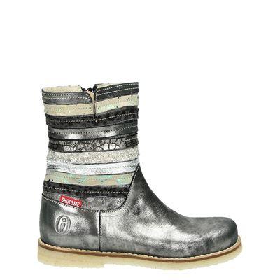 Shoesme meisjes laarzen zilver