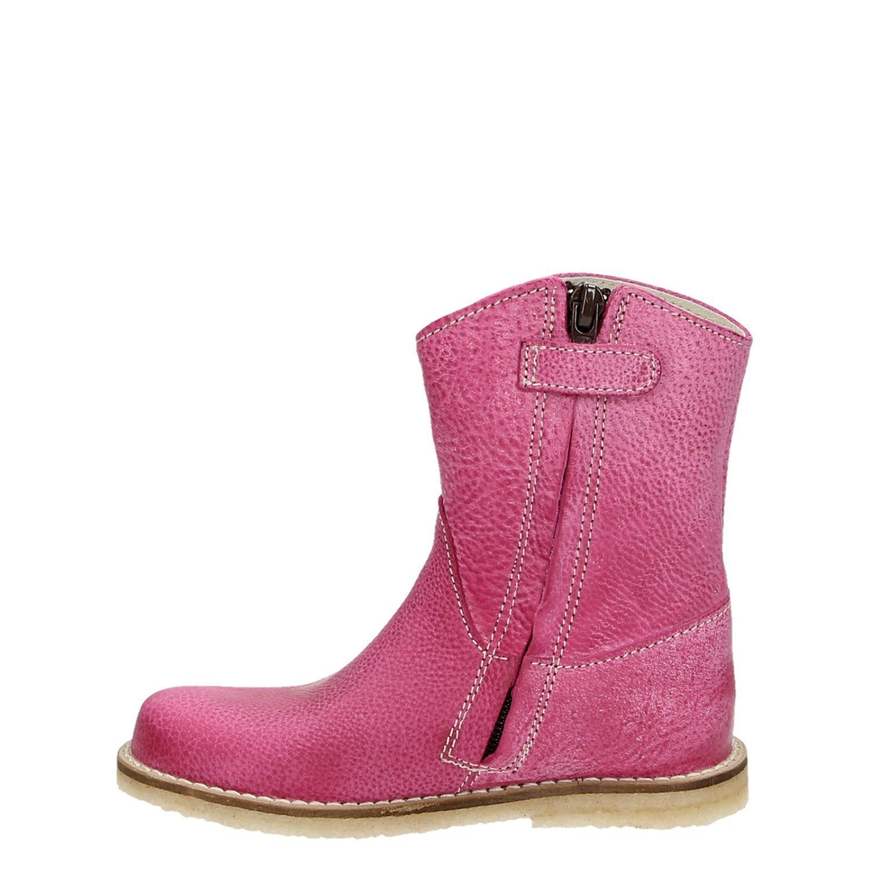 Meisjes Roze Crepe Shoesme Original Enkellaarsjes kw8n0PXZNO