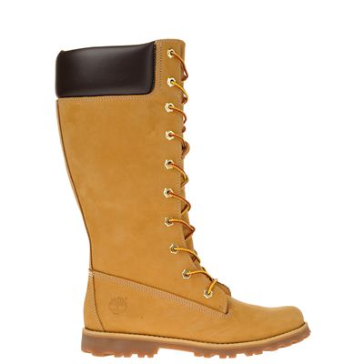 Timberland meisjes laarsjes & boots geel