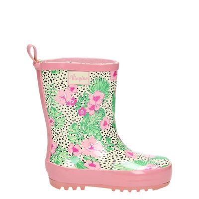 Vingino meisjes regenlaarzen roze