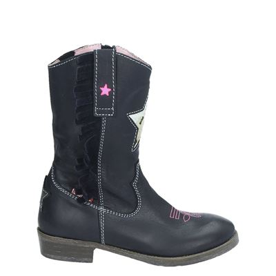 Shoesme meisjes laarsjes & boots blauw