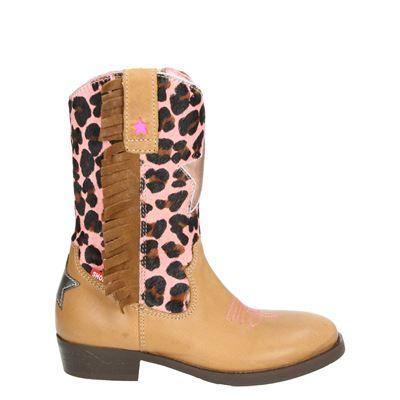 Shoesme meisjes laarsjes & boots cognac