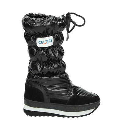 Celtics meisjes snowboots zwart
