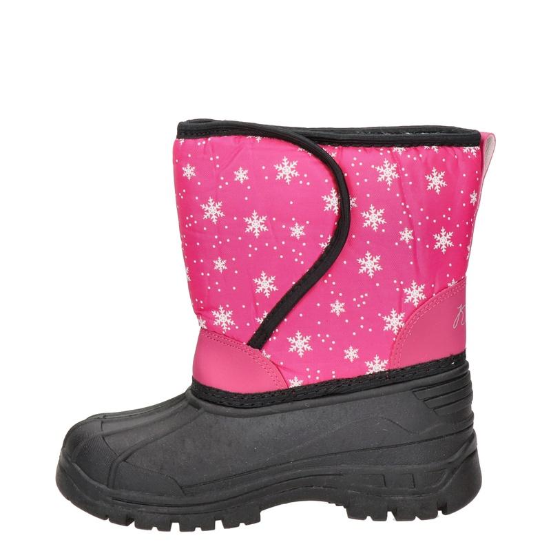 Snow Fun - Snowboots - Roze