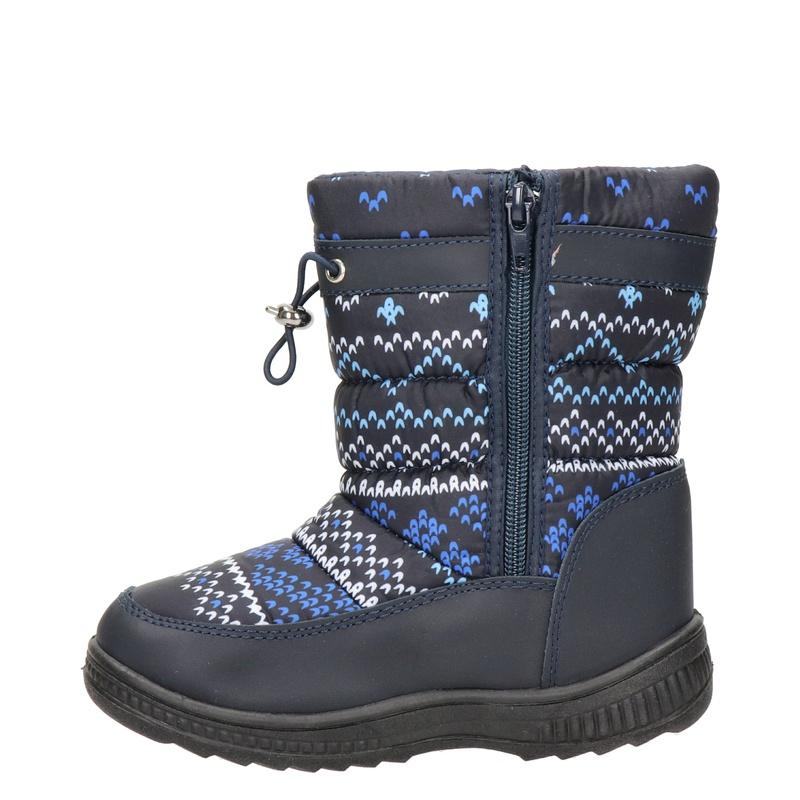 Snow Fun - Snowboots - Blauw
