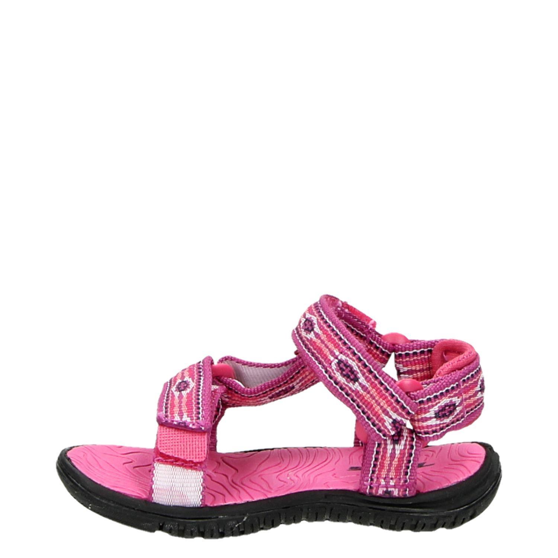 groothandel best leuk zoeken naar Teva meisjes sandalen roze