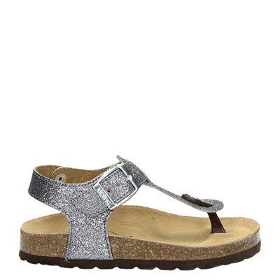 Kipling meisjes sandalen grijs