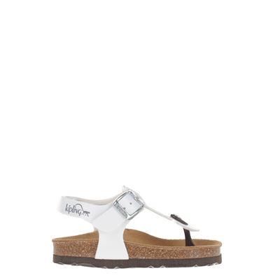 Kipling meisjes sandalen wit