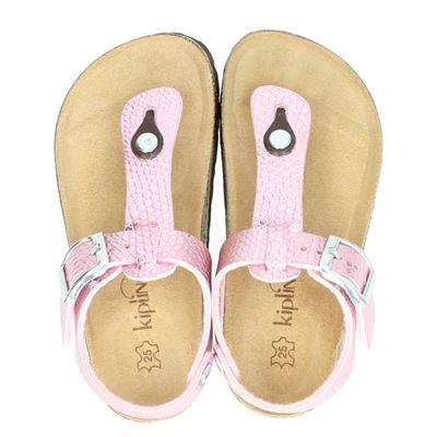 Kipling meisjes sandalen roze