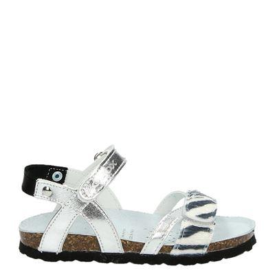 Geox meisjes sandalen zilver