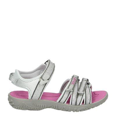 Teva meisjes sandalen zilver