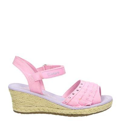 Skechers meisjes sandalen roze