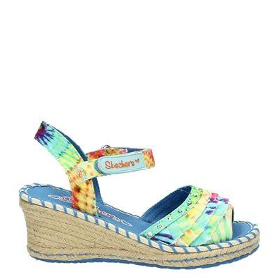 Skechers meisjes sandalen multi