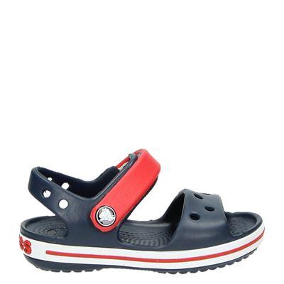 Crocs meisjes sandalen blauw