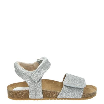 Clic! meisjes sandalen zilver