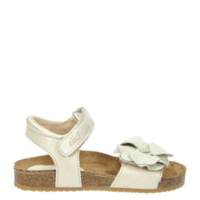 Clic! meisjes sandalen goud