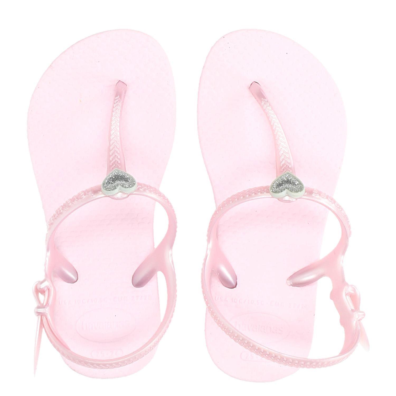 f7d95267bd8 Havaianas Kids Freedom meisjes slippers roze