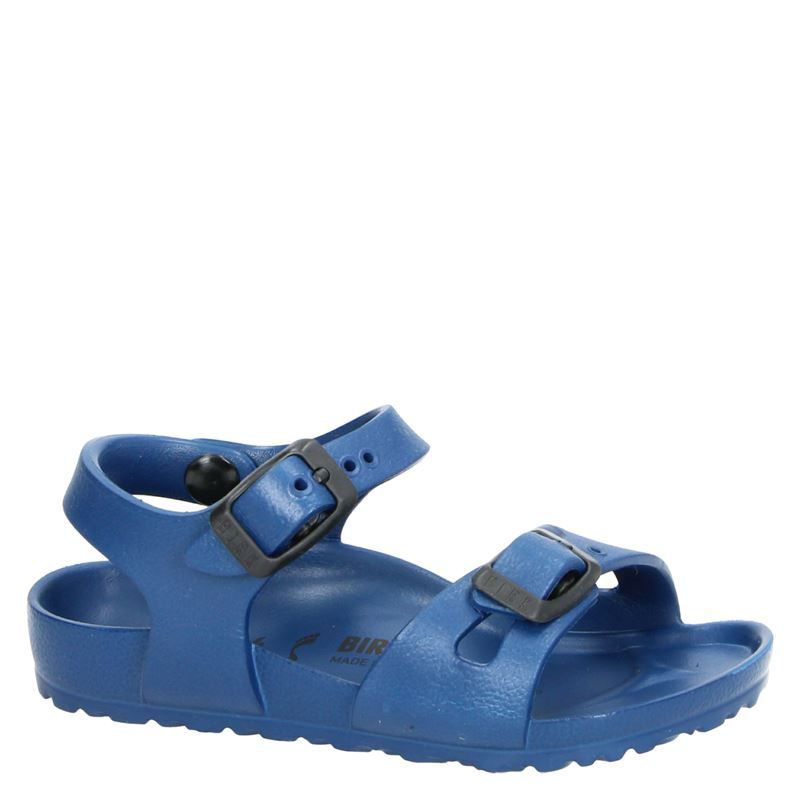 Birkenstock Evario - Sandalen - Blauw