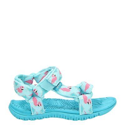 Teva meisjes sandalen blauw