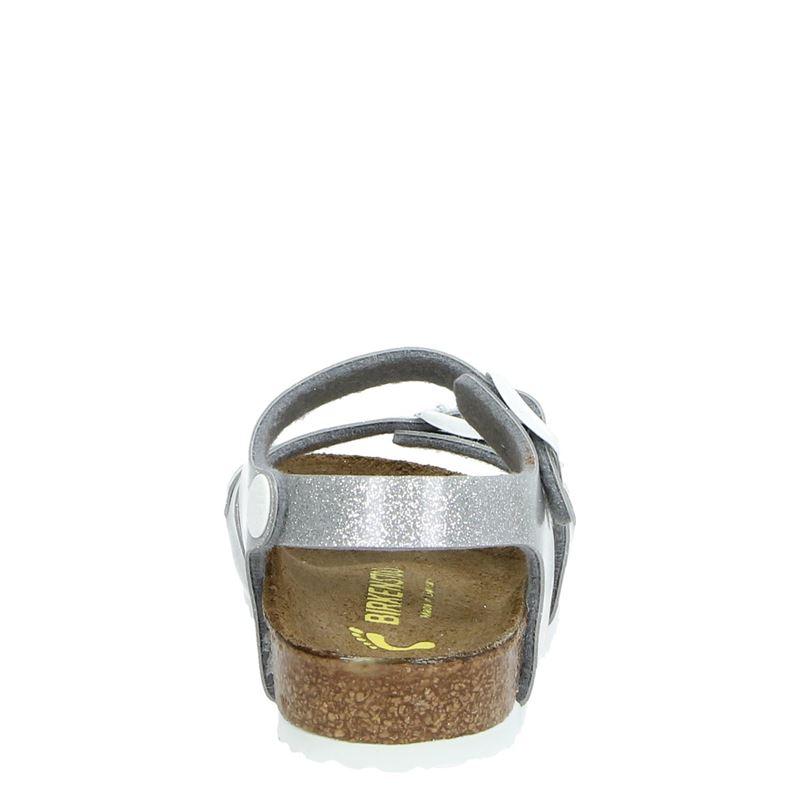 Birkenstock Rio - Sandalen - Zilver