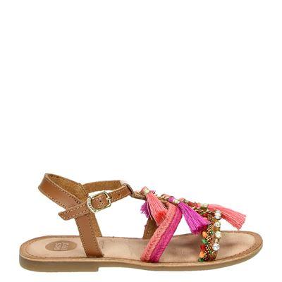 Gioseppo meisjes sandalen cognac