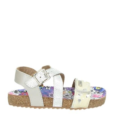 Vingino meisjes sandalen zilver