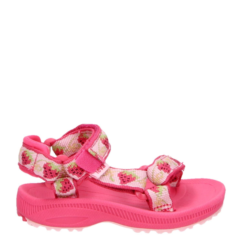 nieuwe afbeeldingen van in de uitverkoop bespaar Teva Hurricane2 meisjes sandalen roze