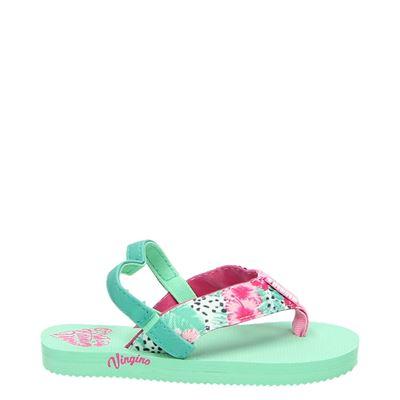 Vingino meisjes slippers groen
