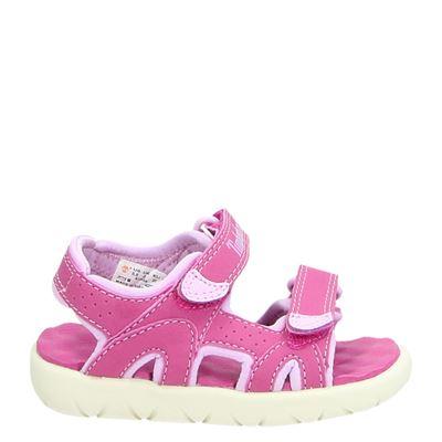 Timberland meisjes sandalen roze