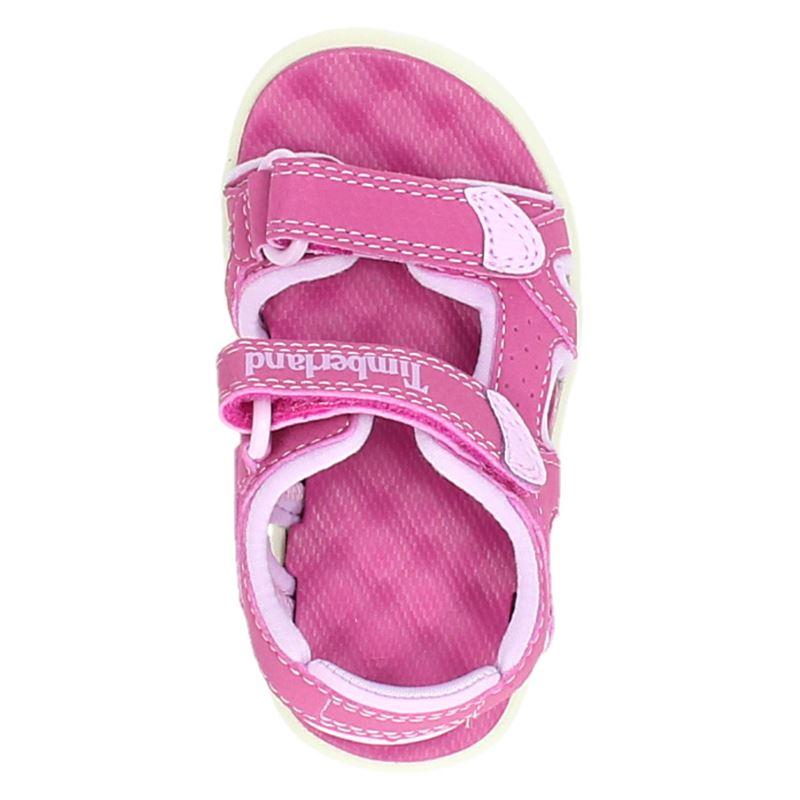 Timberland Perkins Row - Klittenbandschoenen - Roze
