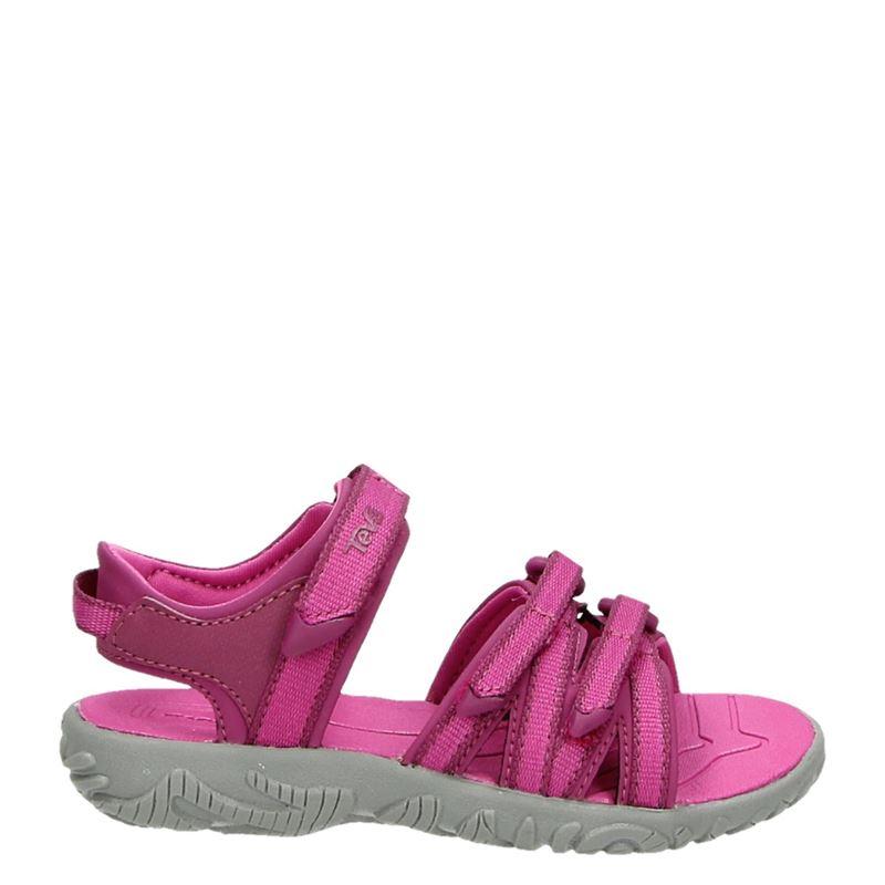 Teva Tirra sandalen roze