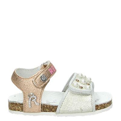 Replay meisjes sandalen zilver
