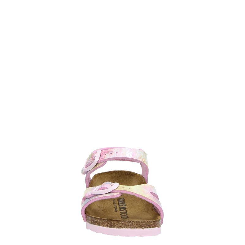 Birkenstock Rio - Sandalen - Roze